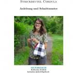 Schnittmuster Strickbeutel Cordula