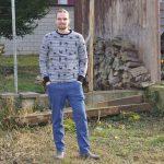 Jedediah Jeans & Max Sweatshirt