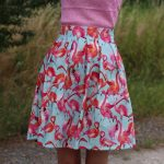 Flamingo Chardon Skirt
