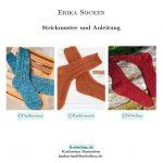Erika Socken – Schnittmuster und Anleitung