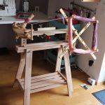 Elektrische Garnwickelstation: Prototyp