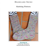 Hildegard Socks - Knitting Pattern