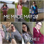 MeMadeMay20 - Woche 2