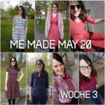 MeMadeMay20 - Woche 3