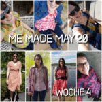 MeMadeMay20 - Woche 4