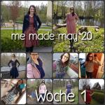 MeMadeMay20 - Woche 1