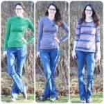 Jerseyshirts - Freya Sweater von Tilly and the Buttons und andere